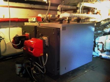 Caldaia a gasolio caldaia a condensazione a gasolio for Caldaie usate a metano
